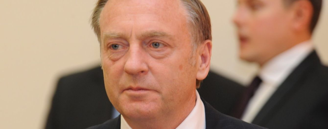 Екс-міністра юстиції Лавриновича взяли під варту на два місяці