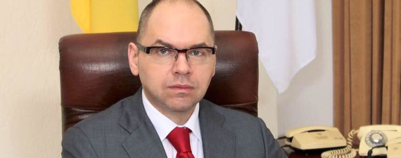 Председатель Одесской ОГА Степанов вошел в тройку наиболее влиятельных одесситов