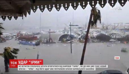 США снова готовятся встречать мощный ураган