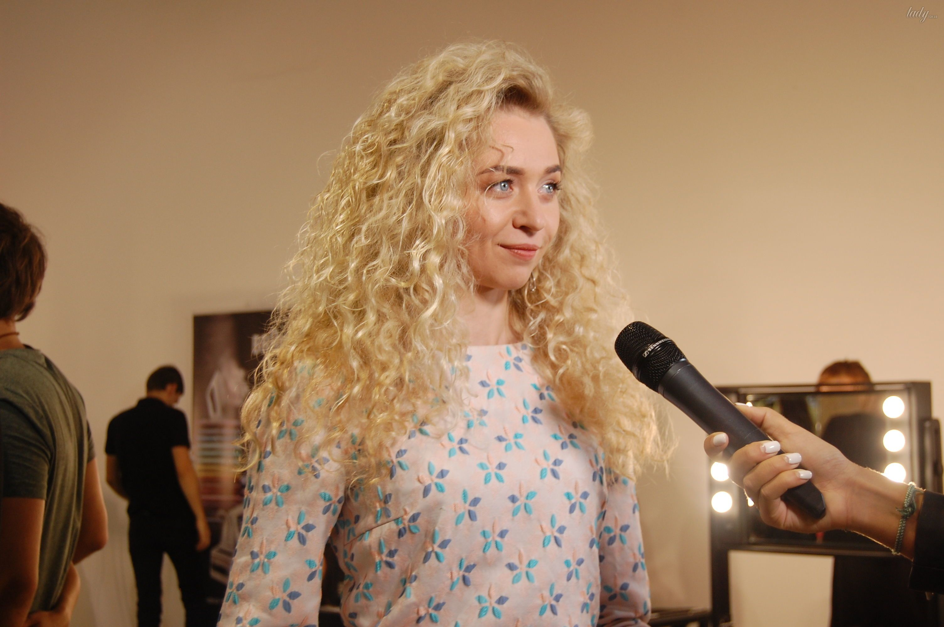 Звездные гости на показе Анастасии Ивановой_3