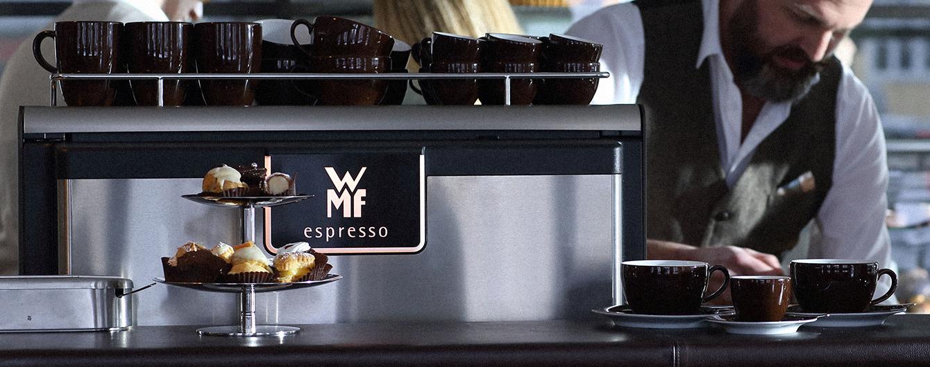 От железной дороги до кофемашин. История создания суперавтоматов WMF