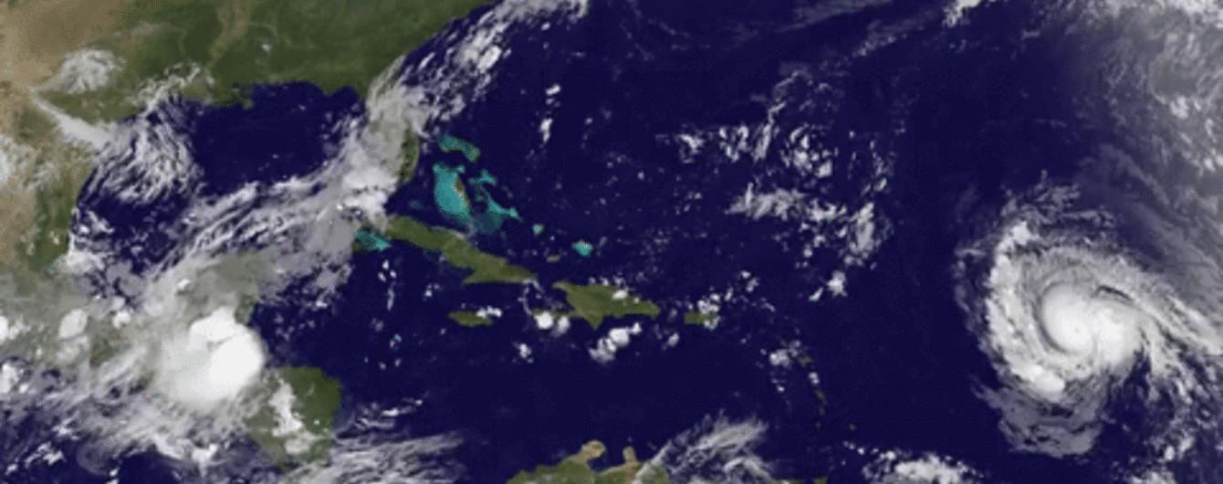 """Рекордна потужність і невтішні прогнози. Все, що треба знати про ураган """"Ірма"""""""