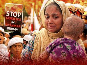 Що там у М'янмі?