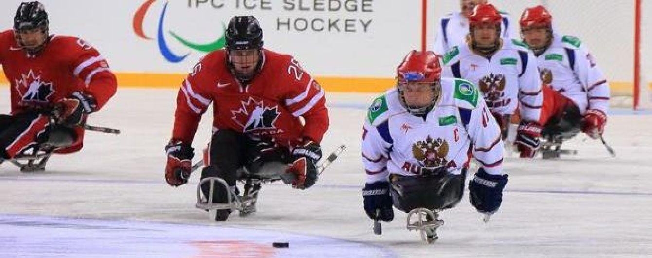 Російській збірній заборонили виступати на Паралімпійських іграх 2018 року