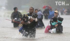 США лихоманить від ураганів. Яких збитків вже зазнала Америка. Інфографіка