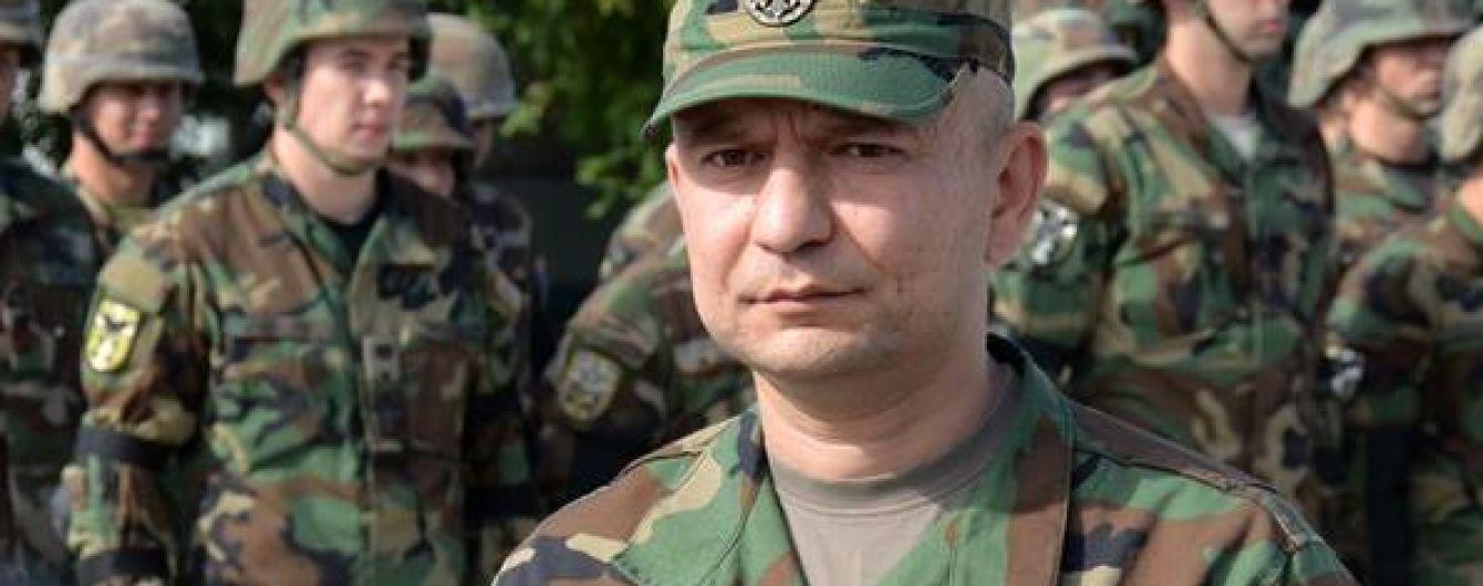 На Львівщину таки прибули молдовські військові попри примхи свого президента