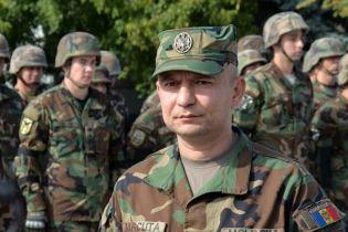 На Львовщину все-таки приехали молдавские военные несмотря на капризы своего президента