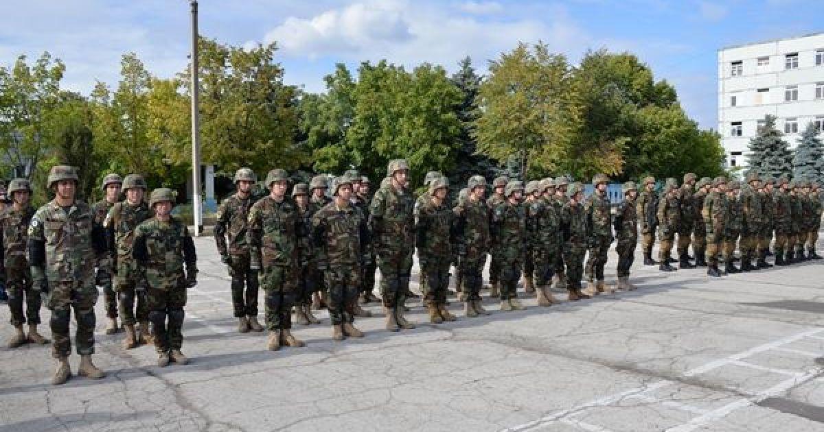 @ Министерство обороны Молдовы / Facebook