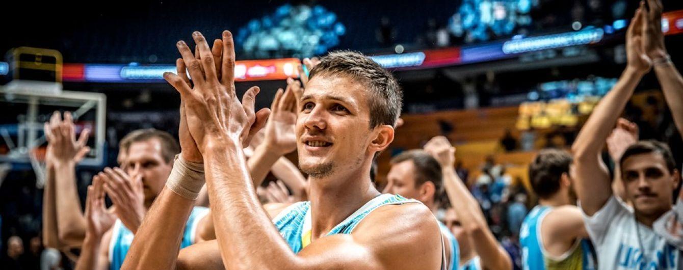 Україна розгромила Ізраїль і зіграє у плей-оф Євробаскету-2017