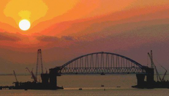 Омелян повідомив, як Україна каратиме будівельників Керченського мосту