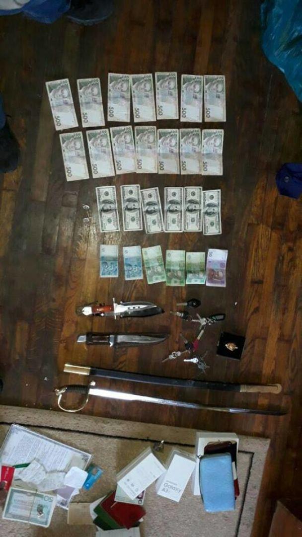 На Одещині поліція проводить масштабну спецоперацію