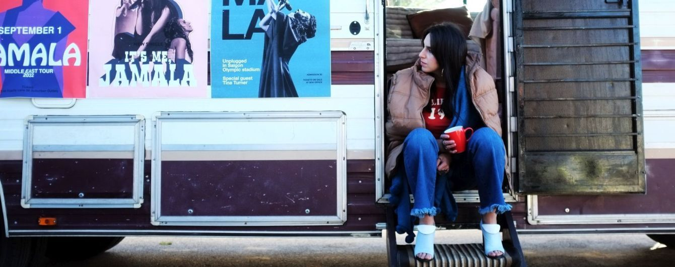 Емоційна Джамала показала самотність у кліпі, знятому в Португалії