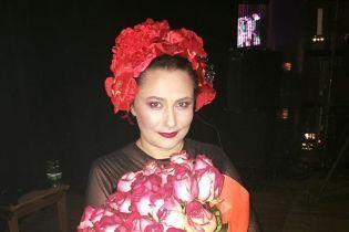Олена Мозгова похвалилася своїм біометричним паспортом