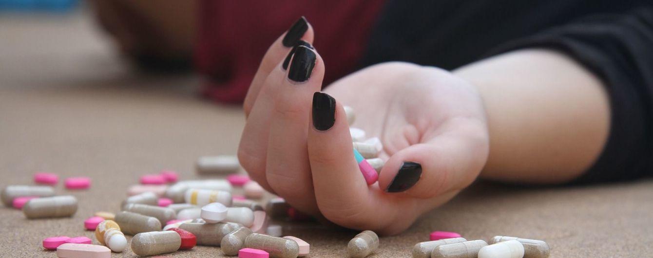 На Волыни подросток после ссоры с родителями наглоталась таблеток