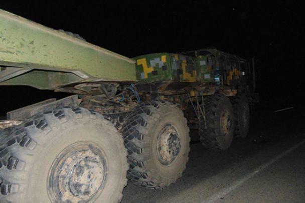 У моторошній ДТП на Черкащині постраждали військові-контрактники