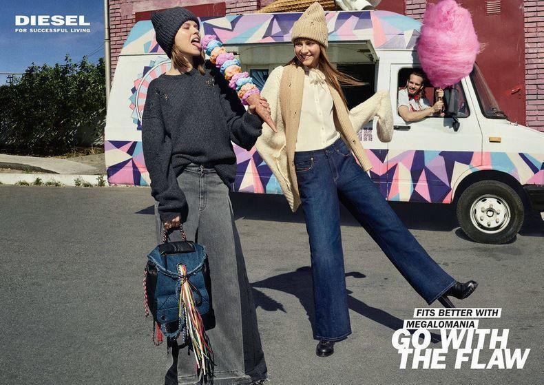 Осенне-зимняя рекламная кампания Diesel _3
