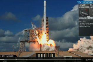 SpaceX запустила на орбіту секретний військовий космічний літак