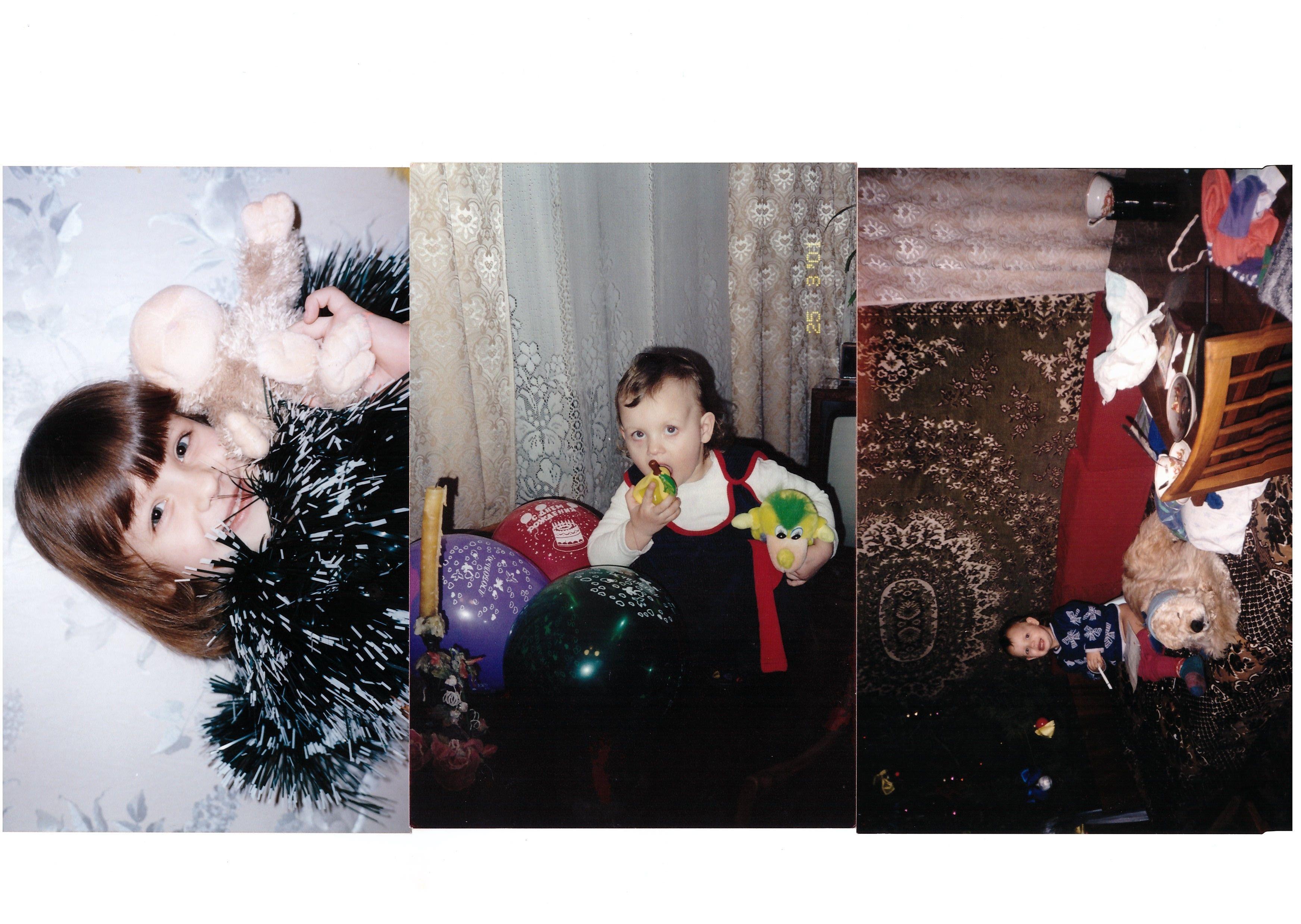 Поліна Ткач Міс Україна-2017 дитячі фото