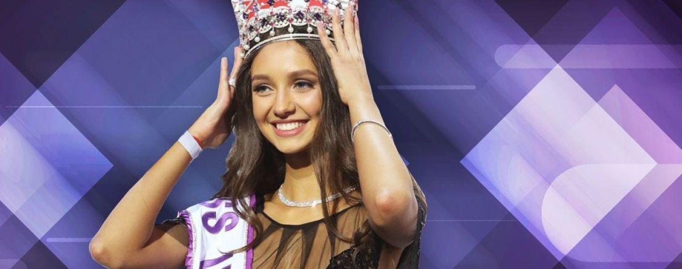 """""""Міс Україна 2017"""": Корона надавила мені ґулю"""