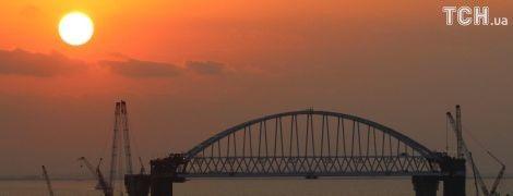Вже не Керченський. Міст до Криму з Росії отримав нову назву