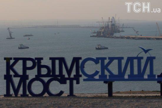 """Путін вирушить на окупований Крим: відвідає Керченський міст і аеропорт """"Сімферополь"""""""