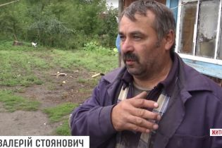 На Житомирщині сусід урятував із полум'я чотирьох дітей