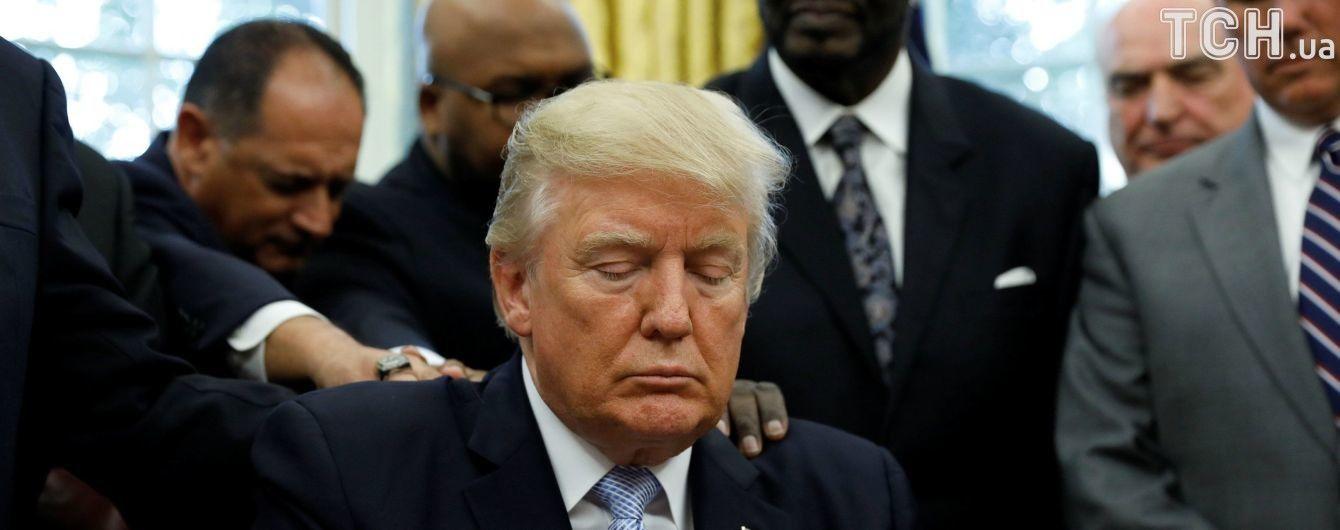 Трамп не вмешивался в расследование относительно влияния России на выборы в США – директор ФБР