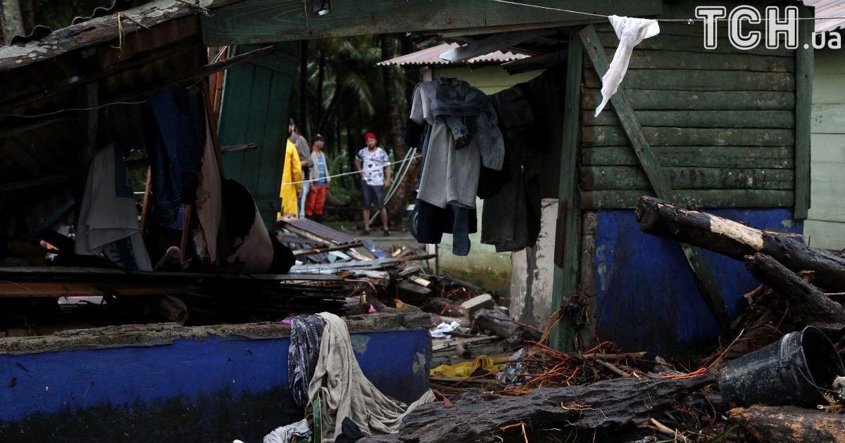 """Количество погибших от урагана """"Ирма"""" растет. Разрушительная стихия приближается к США"""