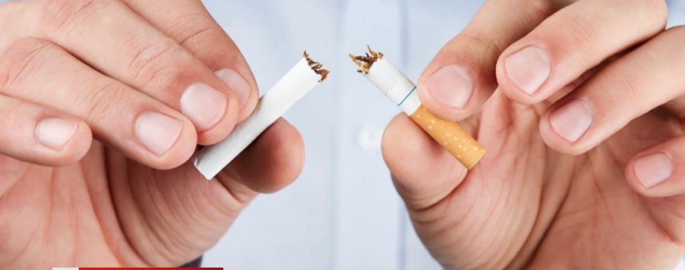 В Украине ежедневно курят свыше 7 миллионов взрослых. Было больше