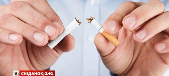 В Україні щодня курять понад 7 мільйонів дорослих. Було більше