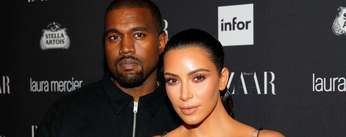 Ким Кардашьян и Канье Уэст уже знают пол своего третьего ребенка