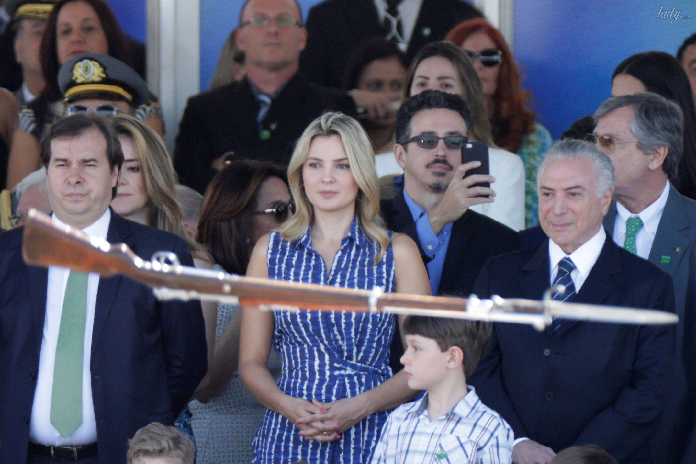 Первая леди Бразилии Марсела Темер _2