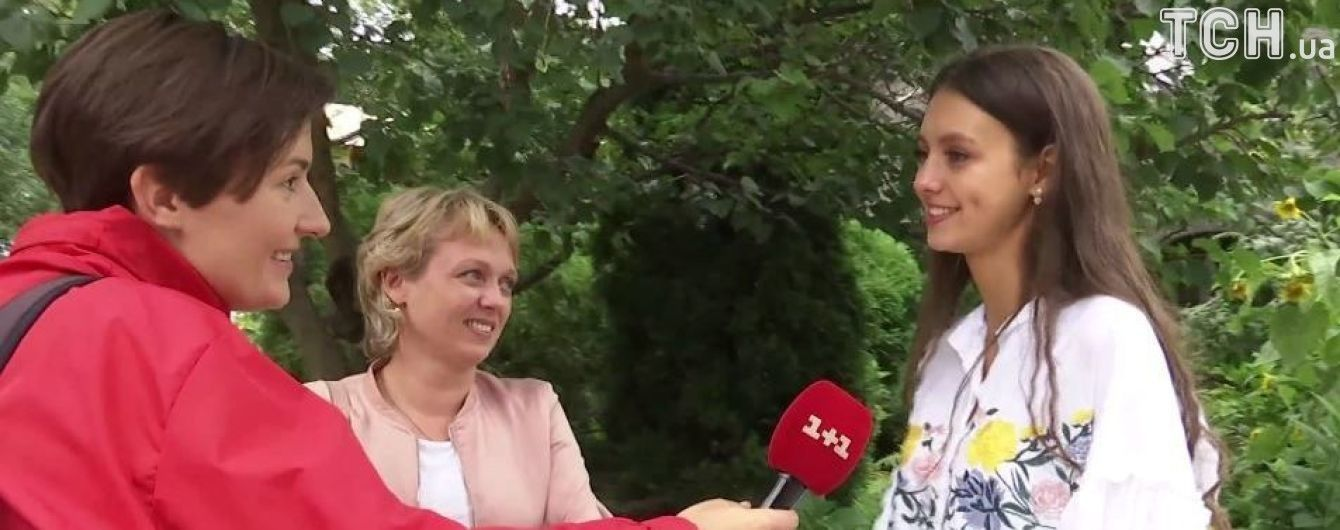 Самая красивая девушка Украины раскрыла секрет своего попадания на конкурс красоты