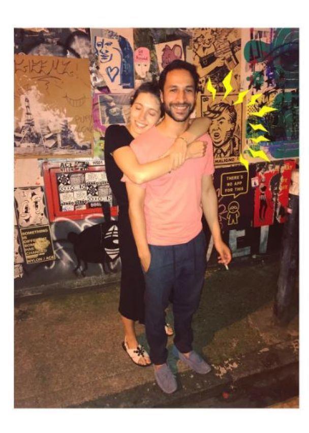 Через півроку після весілля донька Меладзе відгуляла дівич-вечір із подругами у бікіні