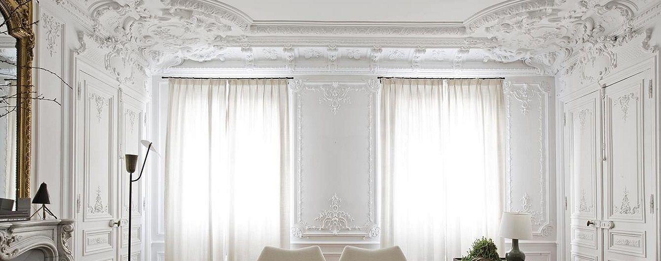 Гіпсова стеля, дизайн, кімната_3
