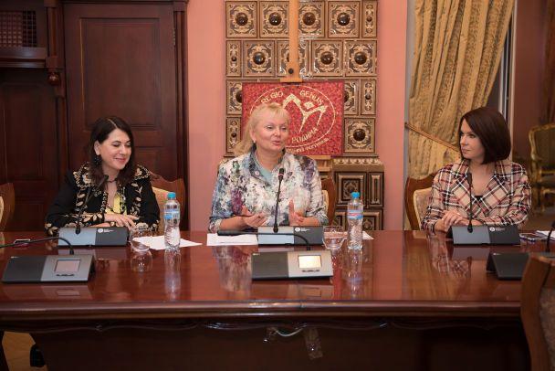 Алла Мазур буде голосом екскурсій у Національному заповіднику