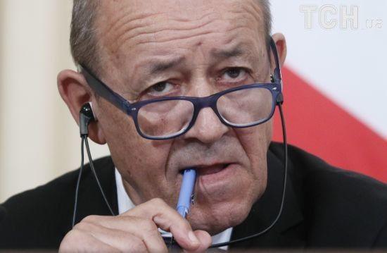 У Франції хочуть ґрунтовно вивчити ініціативу Путіна щодо миротворців на Донбасі