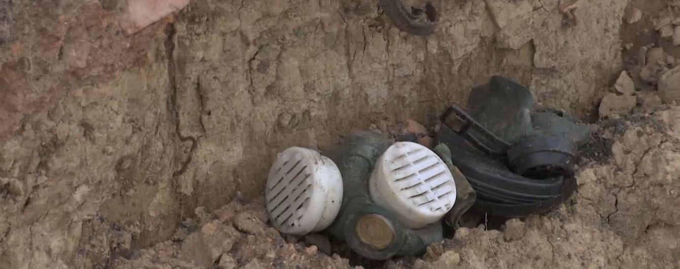 """Під Кропивницьким крадії вкотре """"розворушили"""" радіоактивний могильник"""