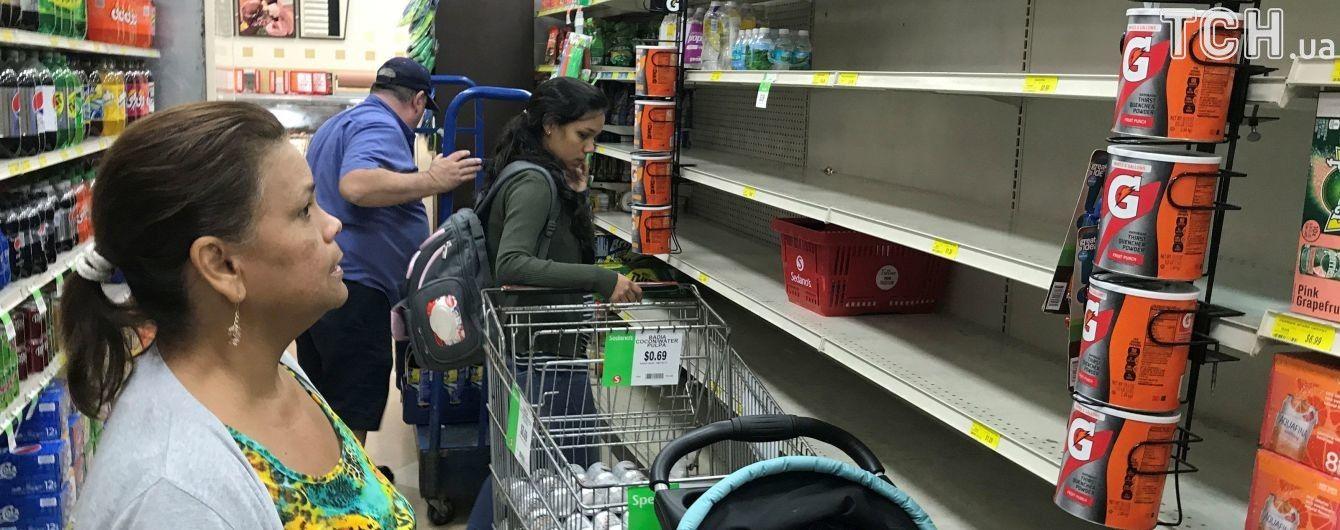 """Пробки на несколько дней, закрытие заводов и школ. Жительница Флориды рассказала ТСН.uа о подготовке к урагану """"Ирма"""""""