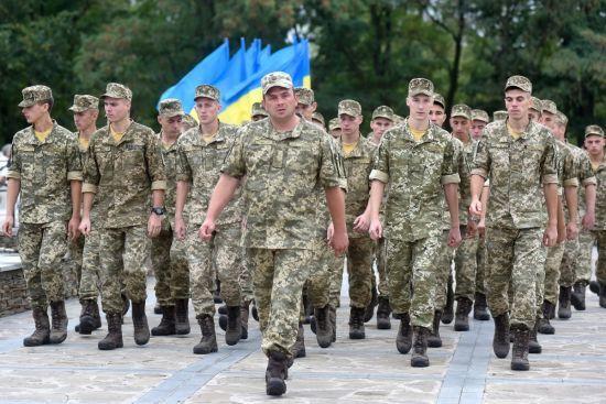 В Україні почалася перша фаза навчань Rapid Trident-2017