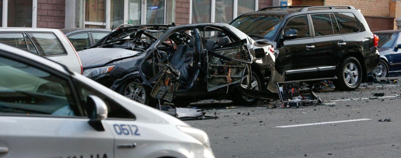 Эпицентр взрыва на Бессарабке был в салоне авто у Махаури – эксперт