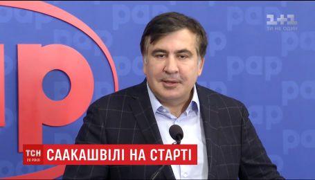 Саакашвили заявил, что имеет несколько легальных путей для пересечения границы Украины
