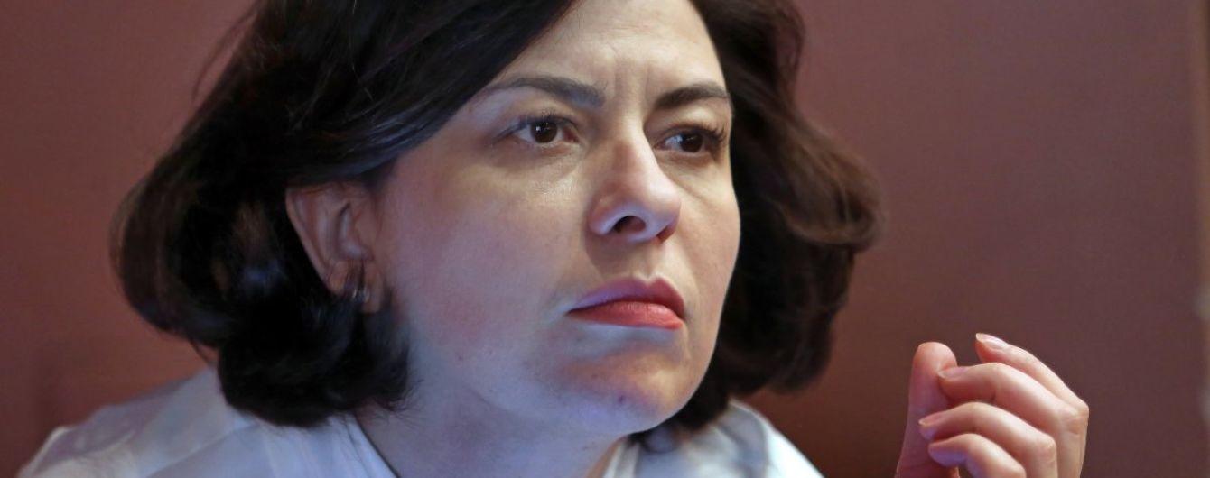 У Раді розгоряється скандал через необережні слова віце-спікерки Сироїд про АТО