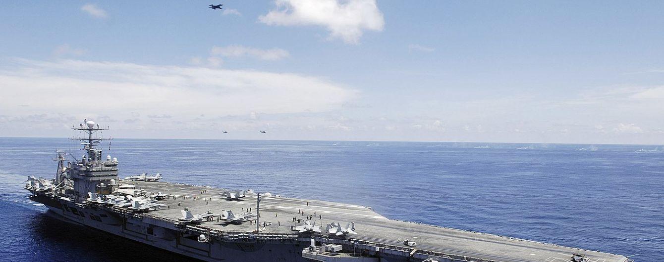 """Ураган """"Ірма"""": США направить авіаносець """"Авраам Лінкольн"""" для доставки гумдопомоги для постраждалих"""