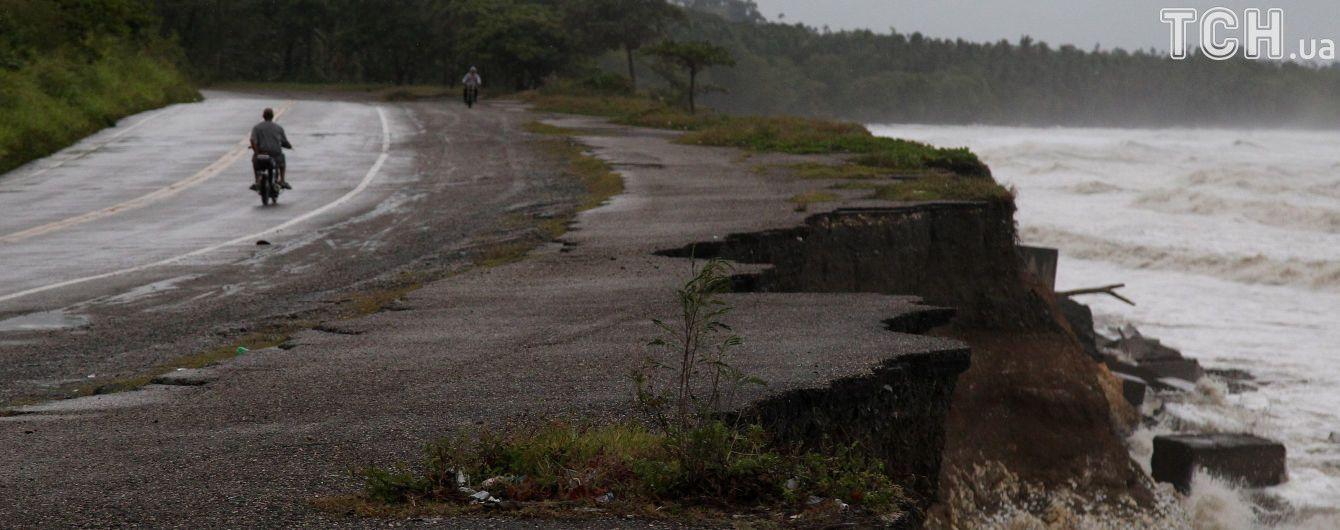 """Наслідки урагану """"Ірма"""" та майбутній приїзд Саакашвілі в Україну. П'ять новин, які ви могли проспати"""