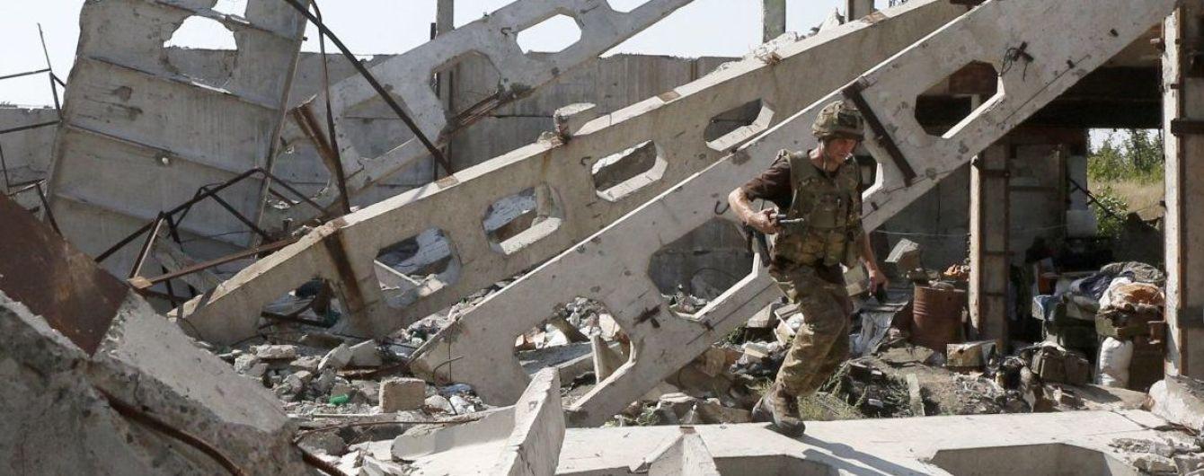 На Донбассе пятеро украинских военных получили ранения
