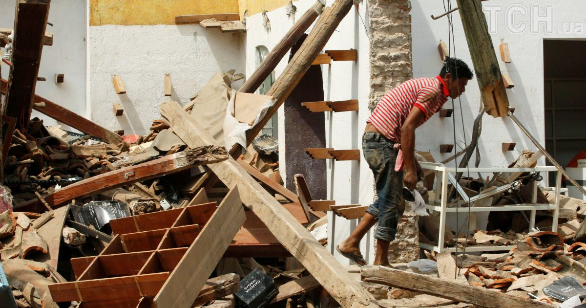 Руйнівний землетрус у Мексиці: кількість жертв зростає