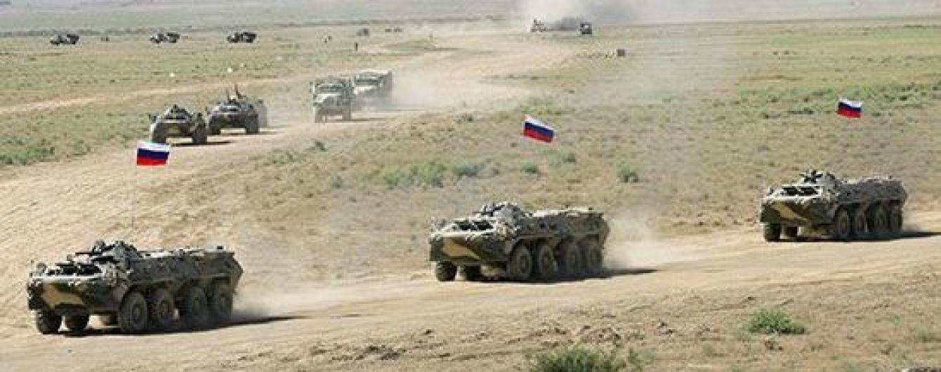 """У Міноборони РФ здивувалися заяві Німеччини про 100 тис. солдат у """"Заході-2017"""""""