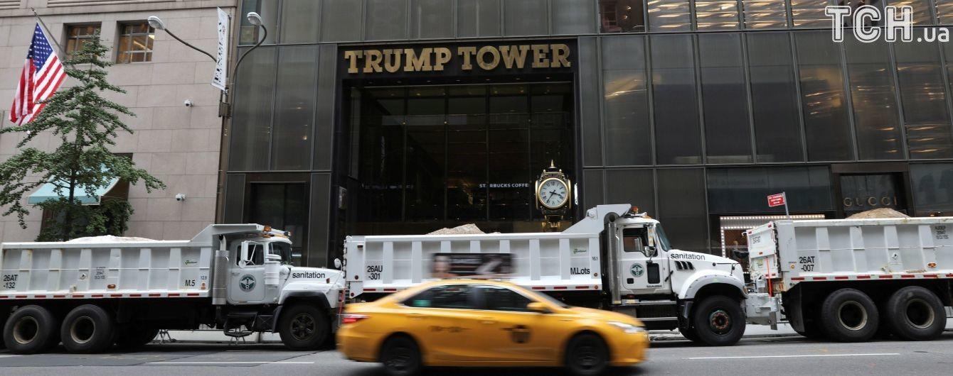 В США аноним предупредил полицию о террористах, которые должны взорвать бомбы неподалеку Trump Tower