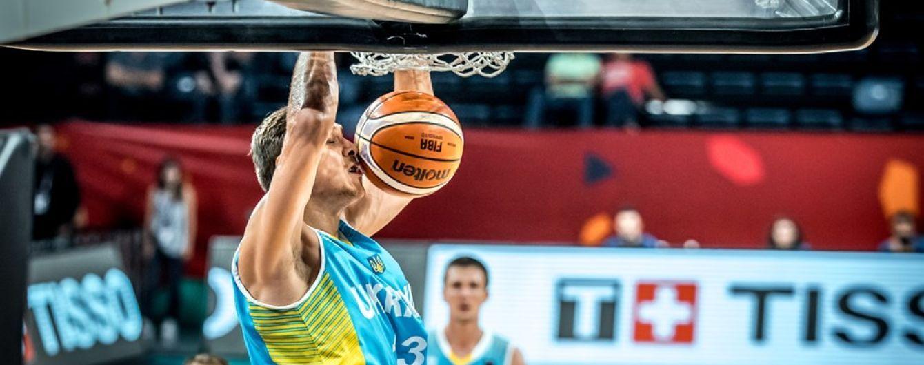 Сборная Украины без шансов уступила Словении и вылетела с Евробаскета-2017